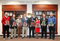 Hall of Fame Inductions, Feb. 4, 2017