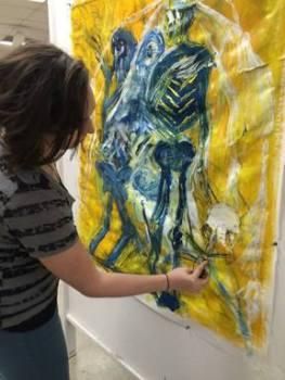 anna art student