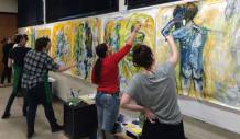 art students jan 17
