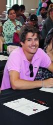 SP Pink shirt