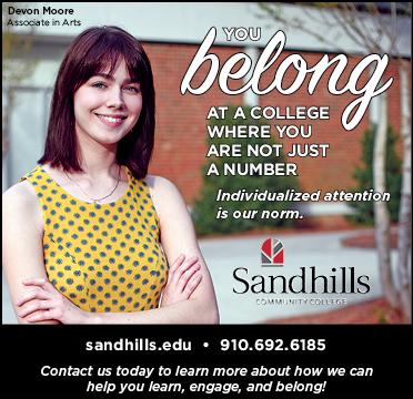 SandhillsCC Graduation Ad-Pilot